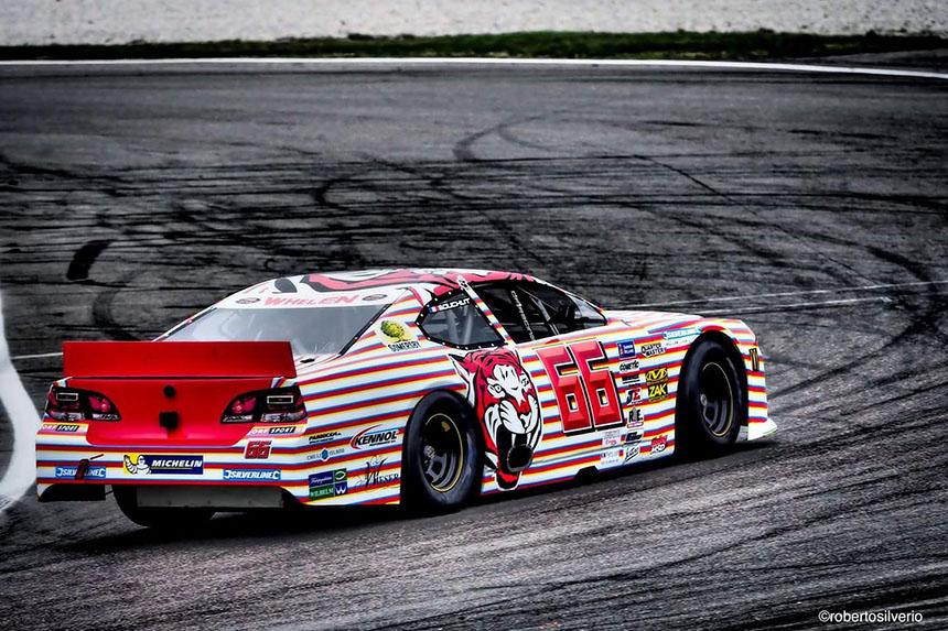 Maciej Dreszer w NASCAR w Chevrolecie SS !