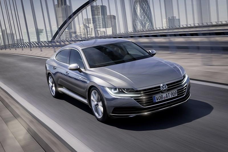 Genewa: Volkswagen Arteon na podbój segmentu Gran Turismo