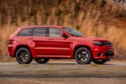 Grand Cherokee Trackhawk - do setki w 3,5 sekundy!