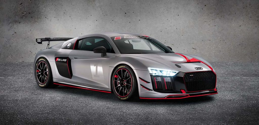 Audi R8 LMS GT4 - Customer racing