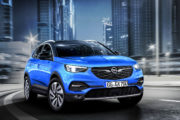 Opel Grandland X - Nowy SUV już we wrześniu?