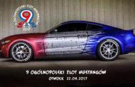 IX Ogólnopolski Zlot Mustangów - 22.04.2017