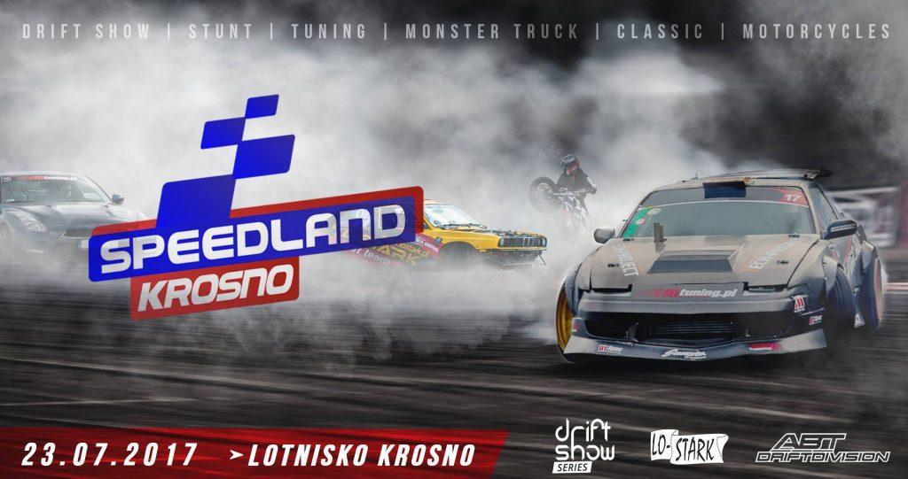 SpeedLand Krosno 2017 - motoryzacyjna stolica Podkarpacia
