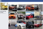 Top10 Car Spotting Polska - Kwiecień