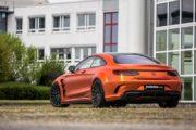 Fostla S63 AMG Coupe - pomarańczowy buntownik