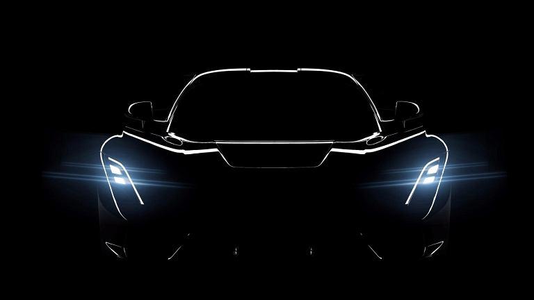 Hennessey Venom F5 - nadchodzi konkurent Chirona