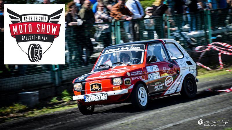 MotoShow Bielsko Biała: Zgłoszenia Rally Sprint i akredytacja prasowa