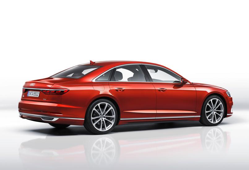 Nowe Audi A8 -