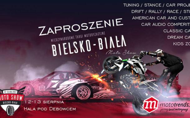 Moto Show Bielsko-Biała - informacje, harmonogram, atrakcje