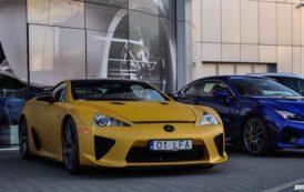 Car Spotting Polska – Top10 sierpień 2017