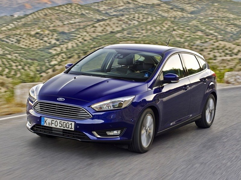 Kompaktowe hatchbacki Ford Focus