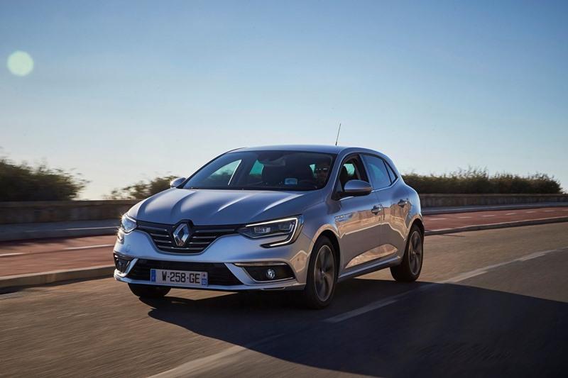 Kompaktowe hatchbacki Renault Megane