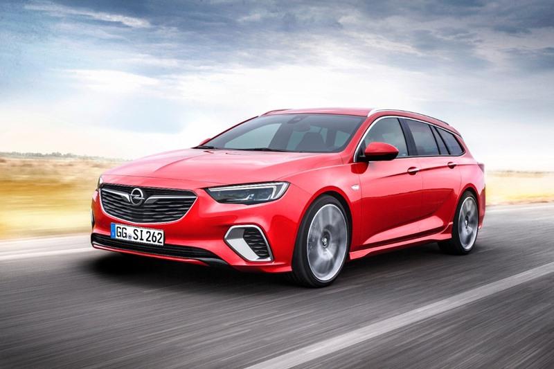 Opel Insignia GSi Sports Tourer - kombi o sportowym zacięciu