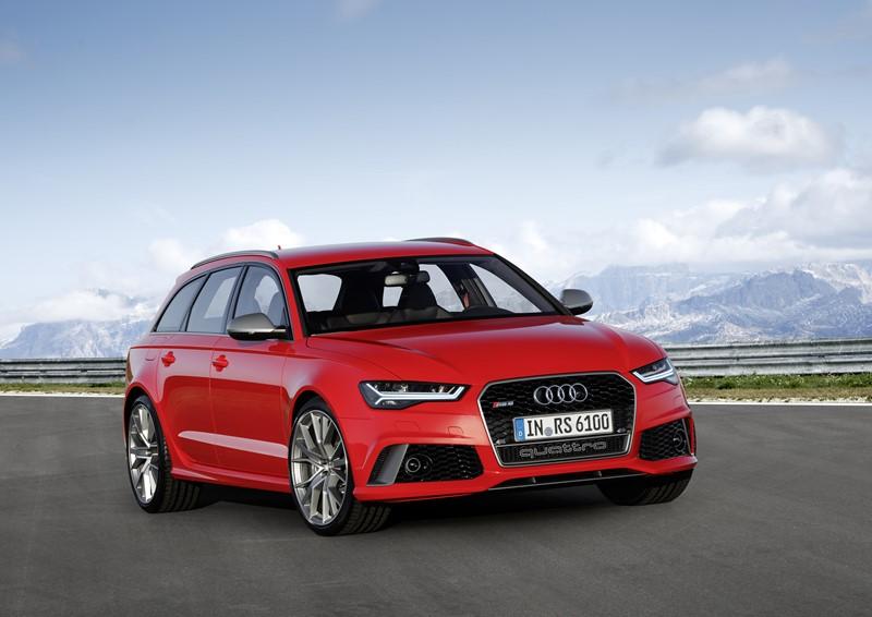Robert Lewandowski ma nowy samochód Audi RS6 Avant