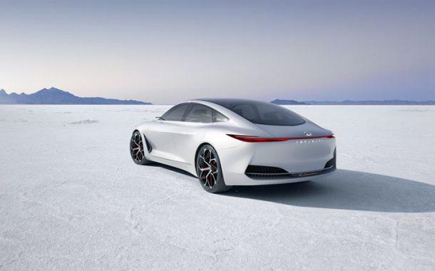Infiniti Q Inspiration - sedan z przyszłości