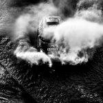 Kuba Przygoński podczas 12 etapu Rajdu Dakar Orlen Team