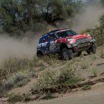 Kuba Przygoński podczas 13 etapu Rajdu Dakar