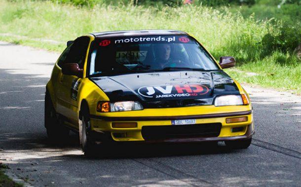 Poznaliśmy kalendarz Szombierki Rally Cup 2018