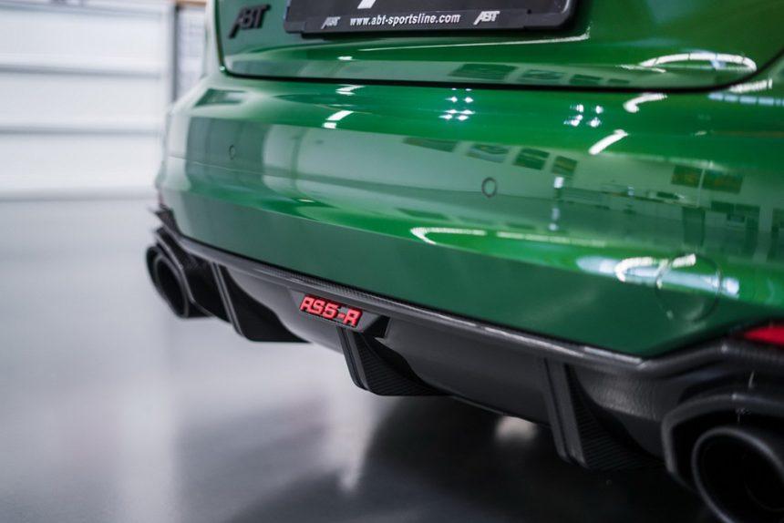 Audi RS5-R ABT tylny dyfusor