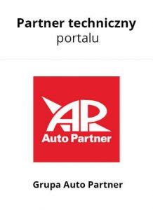 logo Auto Partner SA partnera technicznego magazynu mototrends.pl
