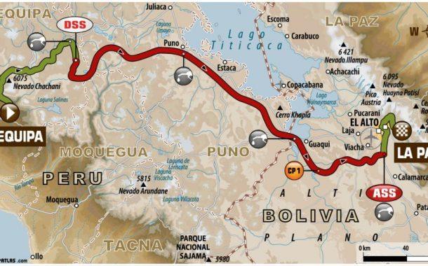 Szósty etap Rajdu Dakar - Sonik z kontuzją