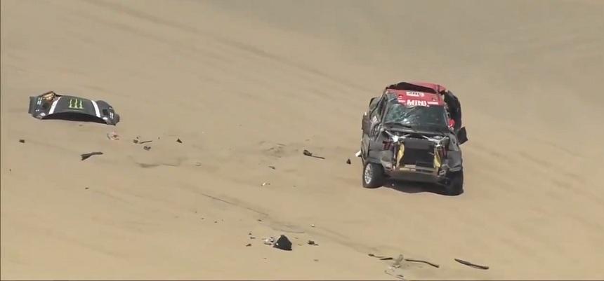 Trzeci etap Rajdu Dakar - podsumowanie dnia