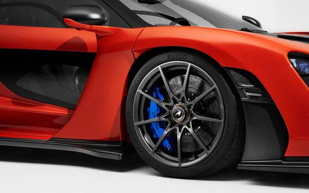 McLaren Senna - najnowsza angielska superprodukcja