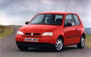Opinia o Seat Arosa, mały miejski samochód