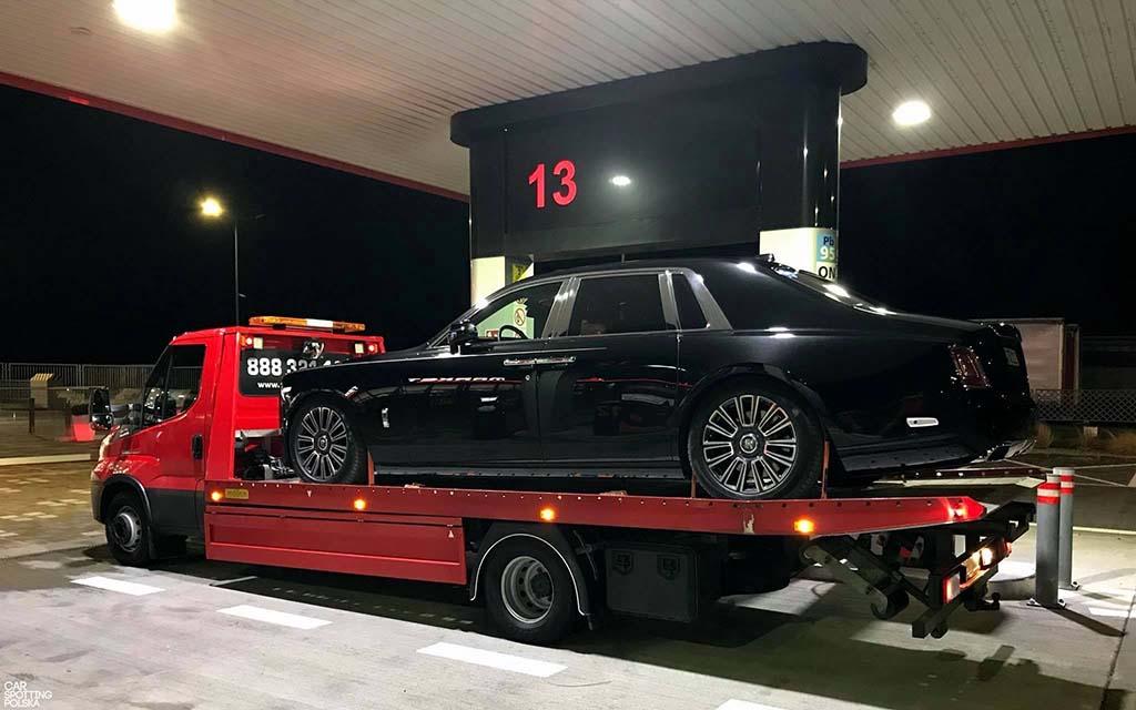 Car Spotting Polska - styczeń 2018