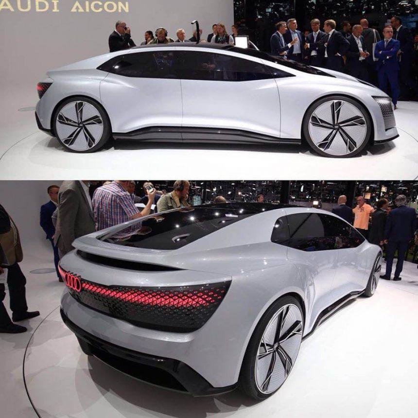 Co będzie na Motor Show? Audi Aicon