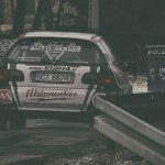 Rajdowy Puchar Śląska 2018 Honda Civic Mariusz Cieślar