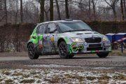 Pierwsza runda Rajdowy Puchar Śląska 2018 - Rally Sprint Skoczowski