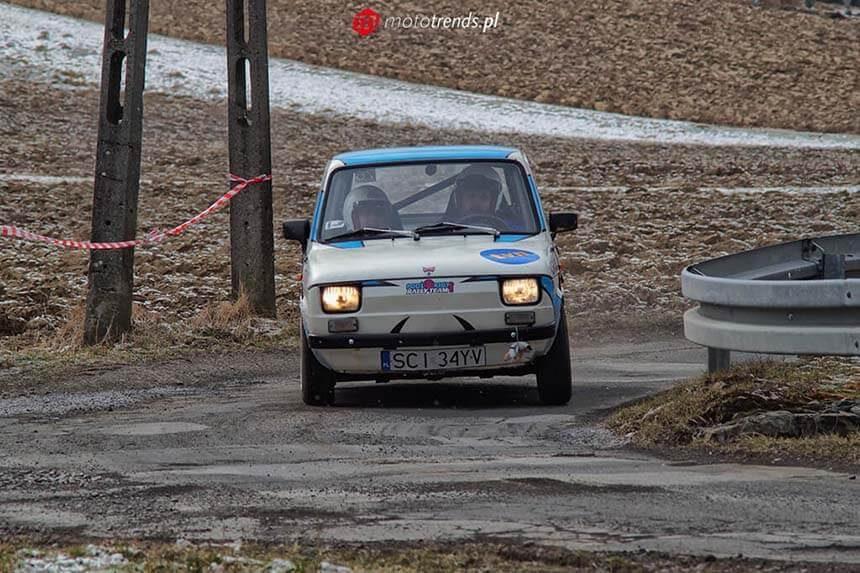 Rajdowy Puchar Śląska 2018 Podżorscy Rally Team