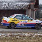 Rajdowy Puchar Śląska 2018 Subaru Impreza