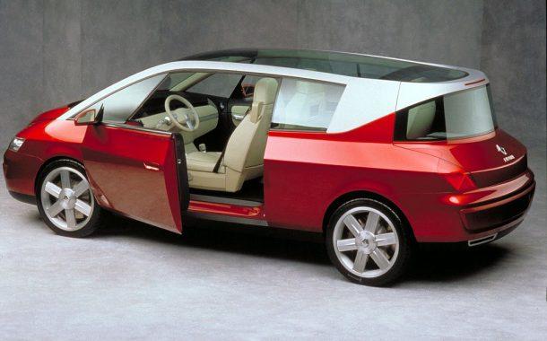 Renault Avantime - awangardowa przyszłość?