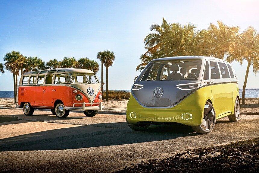 Co będzie na Motor Show? VW I.D. BUZZ