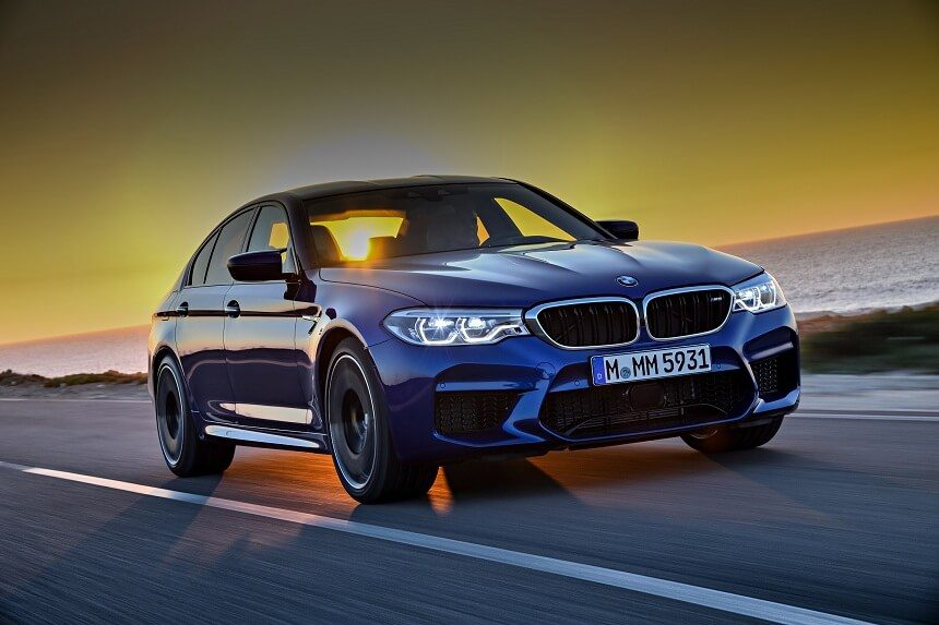 Co będzie na Motor Show? BMW M5