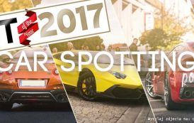 The Best of 2017! - TOP10 Car Spotting w 2017!