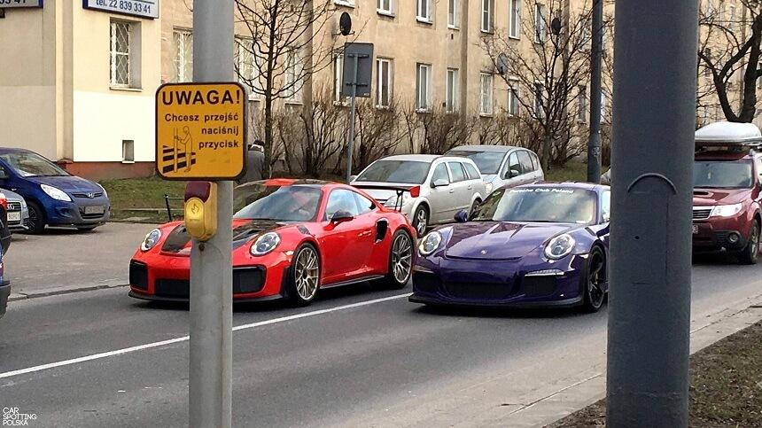 Rankng Top10 luty 2018 - Car Spotting Polska