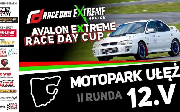 II runda Avalon Extreme Race Day Cup - Ułęż 12.05.2018