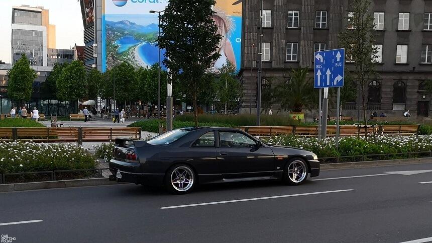 Skyline GTST R33, fot. Krzysiek