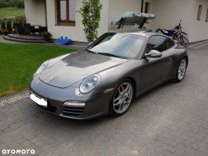 Porsche i zakup uzywanego auta