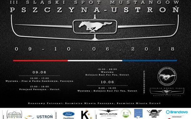 III Śląski Spot Mustangów Pszczyna - Ustroń - zapowiedź