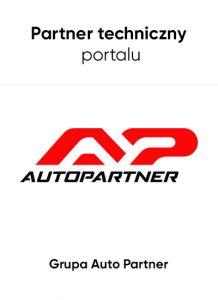 logo Auto Partner SA partnera technicznego portalu mototrends.pl