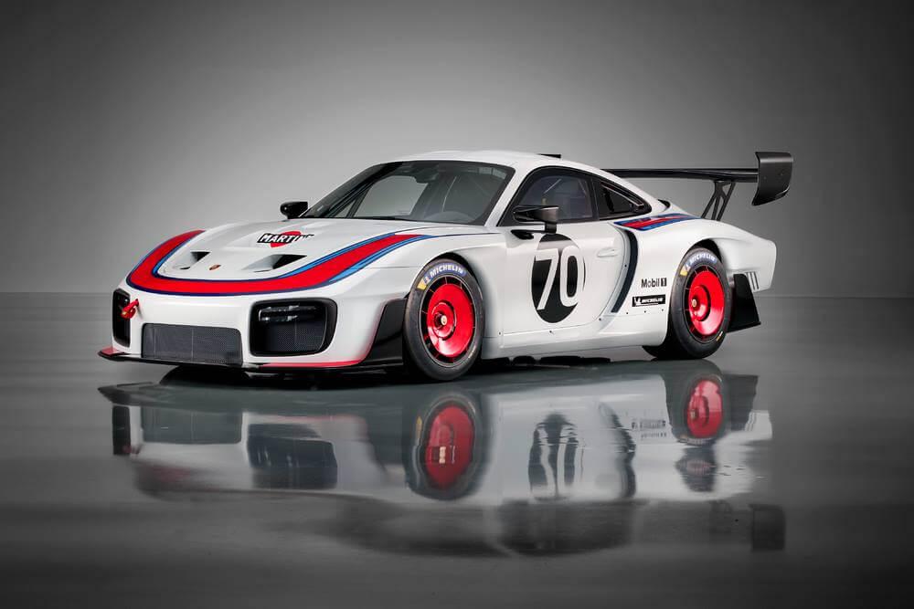 Porsche 911 GT2 RS Clubsport na Poznań Motor Show 2019