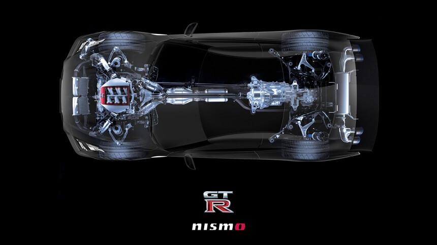 Nissan GT-R NISMO z roku modelowego 2020