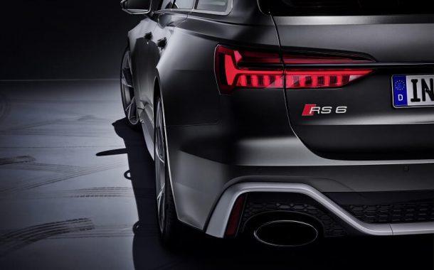 Nowe Audi RS 6 - Więcej wszystkiego