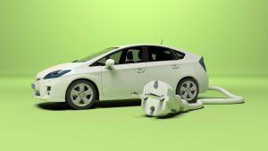 car sharing elektrycznych samochodów