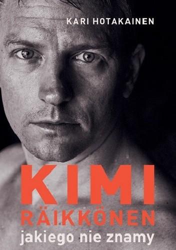książka Kimi Raikkonen jakiego nie znamy